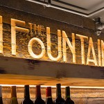 A LITTLE RANDY: The Fountainhead takes its name from the Ayn Rand novel.