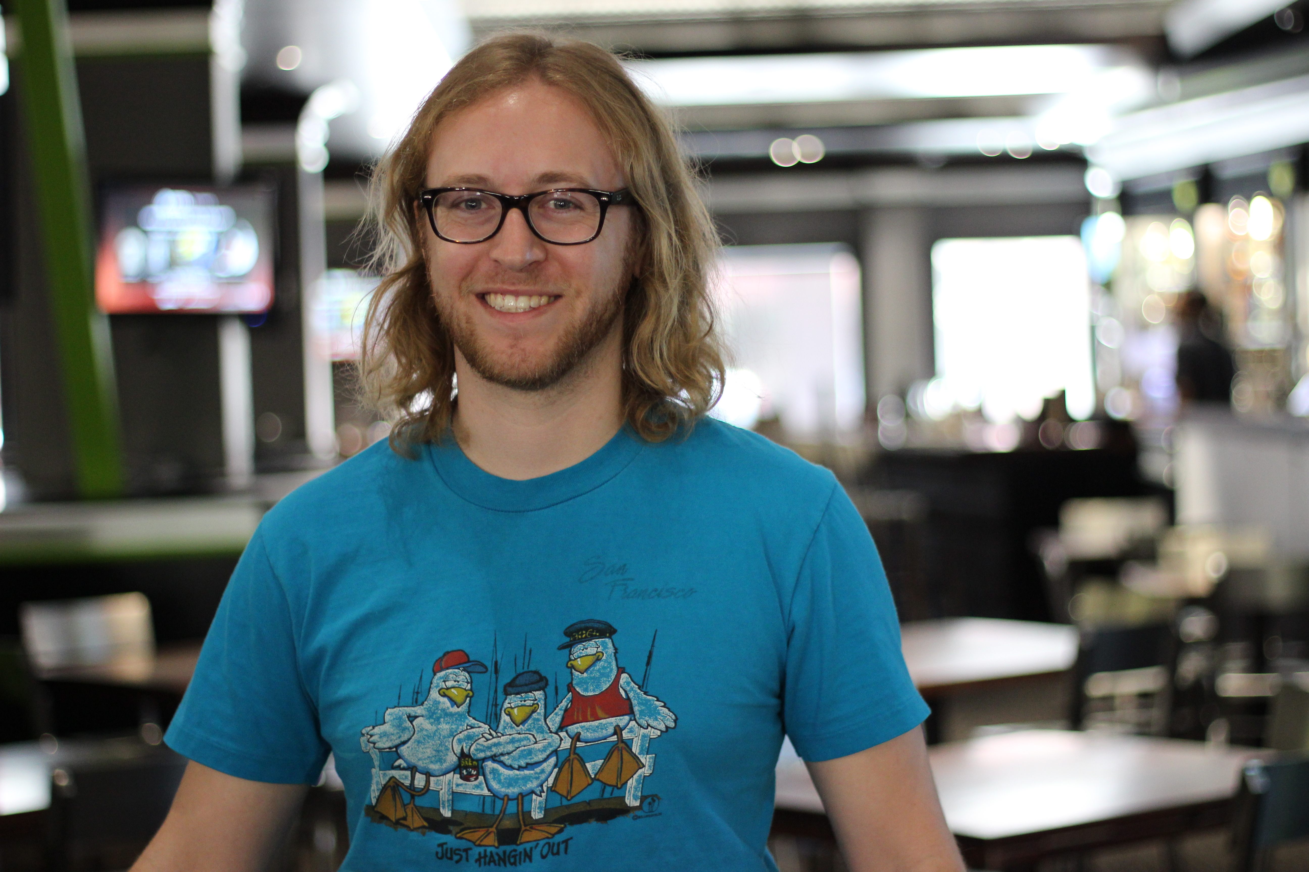SJ Q&A: Kevin Wick, AFK Gamer Lounge Co-owner