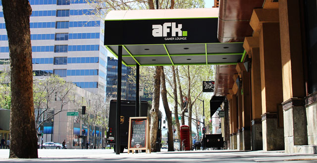 AFK Gamer Lounge and Bar Set to Open in Downtown San Jose