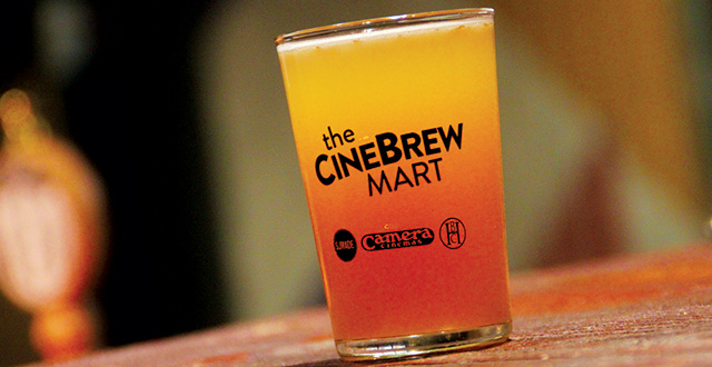 CineBrew Pairs Short Films with Pop-Up Shops and Brewers