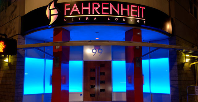 Fahrenheit Restaurant and Lounge to Celebrate 10th Anniversary