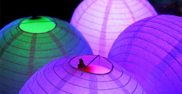 Lantern Run Lights Up the Night