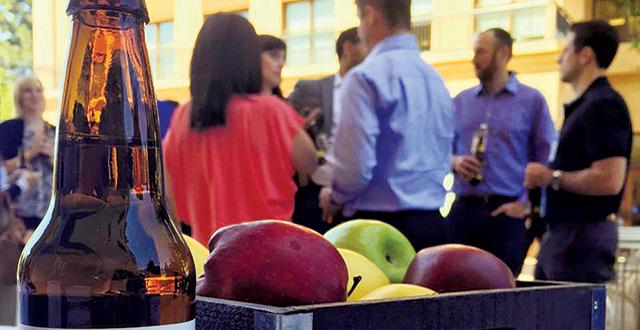 Gordon Biersch Prepares for 'No Name' Cider Launch