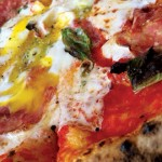 HONEY DO LIST: Oak & Rye's 'Scottie 2 Hottie' pizza delivers bold flavor with its honey and pepperoncini oil.