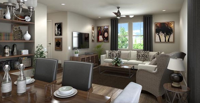 Traverse Homes Offers Comfy Living in the Heart of Milpitas