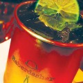 TO GO CUP: Fans of the Moscow Mule will be pleased to add the copper cup to their personal collection. Photo via Yelp.