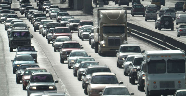 Report Confirms San Jose Car Commute is Awful
