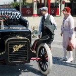 A slew of old-school cars, from Model T's to classic Chevys will be on display at the Antique Autos show in San Jose's History Park.