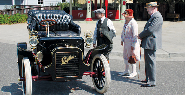 Antique Autos Brings Classic Cars to History Park