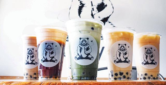 Tea Lyfe Brings Organic Fusion Milk Tea to Little Saigon