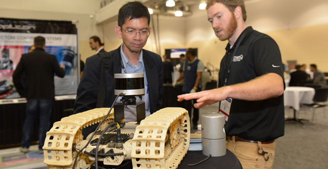 Robots Arrive in San Jose with RoboBusiness Convention
