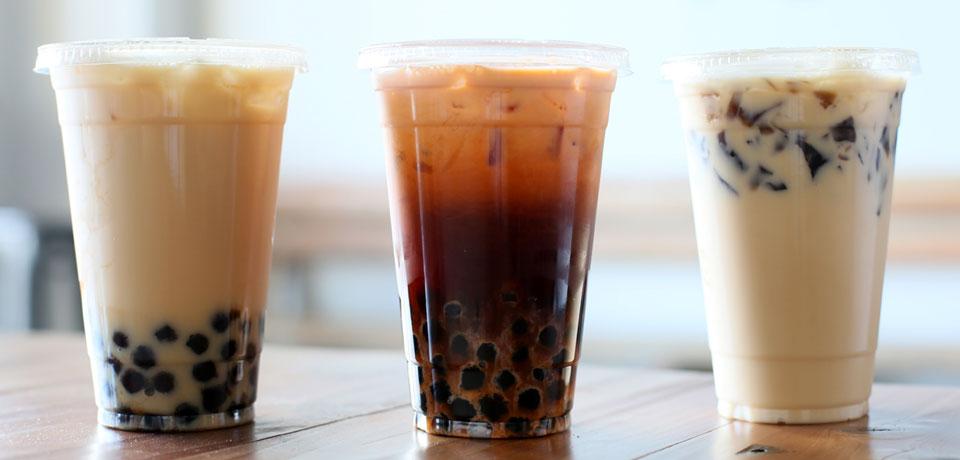 San Jose's Best Boba Tea and Dessert Drinks
