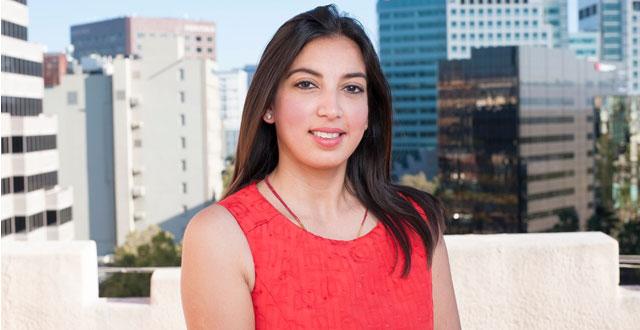 SJ Q&A: Tina Kapoor, Downtown Coordinator