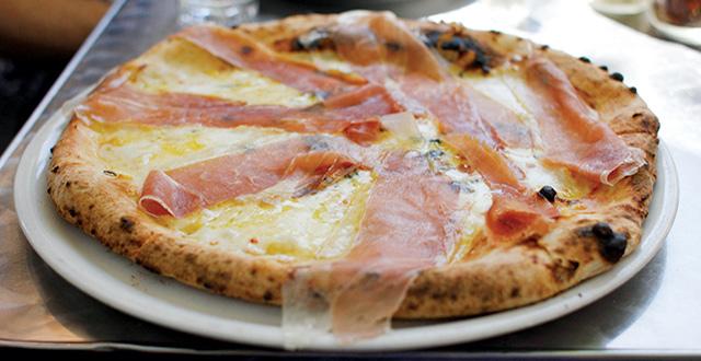Doppio Zero Pizzeria Napoletana brings Naples one step closer to Silicon Valley