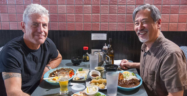 Anthony Bourdain Visits San Jose in New Episode of 'Parts Unknown'
