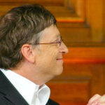 Bill Gates and Silicon Valley tech CEOs are leading a global climate change initiative. (Photo by Mathieu Sroussi, via Wikimedia Commons)
