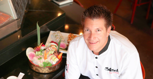 SJ Q&A: Randy Musterer, Sushi Confidential