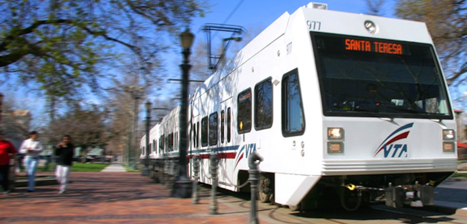 Bars Located near VTA Light Rail Stops