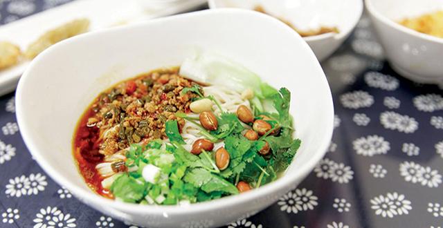 Hometown Noodles Nails Traditional Hunan Heat