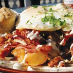 OMG-LETTE: Food at the new south San Jose  diner Mimosas holds its own.