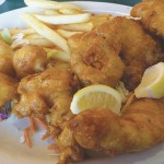 BIG BUCK THEORY: The City Fish in Cupertino specializes in fried seafood and reasonable prices.