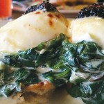 ARCHER APPROVES: The Eggs Woodhouse  makes no half-steps in its decadence.