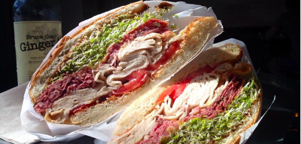 Ultimate Sandwiches in the South Bay