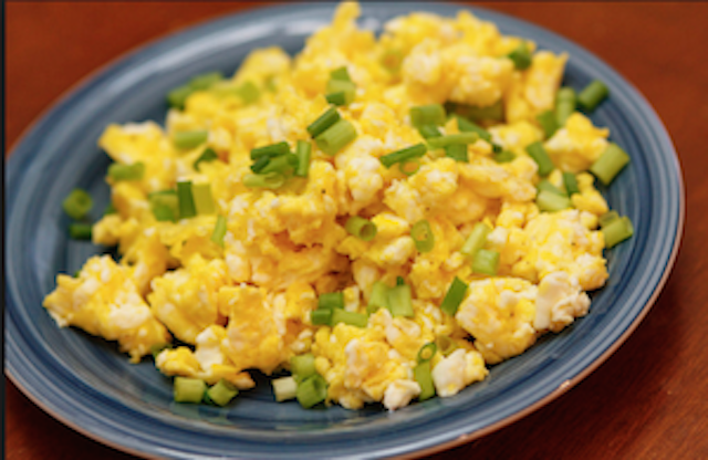 scrambled eggs how to cook eggs