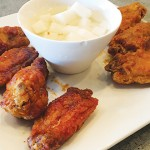 NEW HOME: Bonchon's chicken wings are its  signature dish—for good reason.