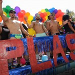 San Jose Pride will be back in action this August. (Photo by Greg Ramar)