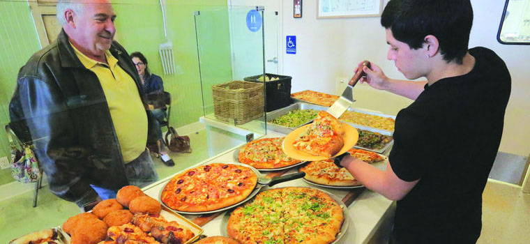 South County Bistro Sweet Sicily Sticks to Tradition