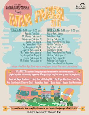 2016VivaParks Flyer