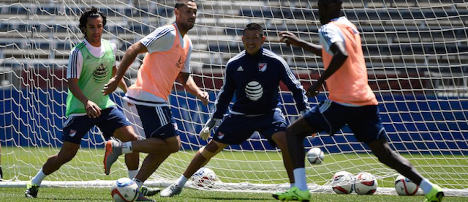 MLS All-Stars Match Brings European Stars to Avaya