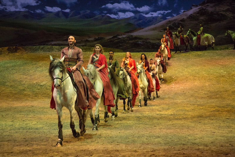 'Odysseo' Traces Horse-Human History