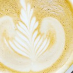 LOTTA TASTE: Voltaire Coffee House's lattes are as delicious as they look.