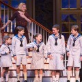 Break-out star Kirsten Anderson stars as Maria Rainer alongside the talented Von Trapp children.  Photo by Mathew Murphy, courtesy of The Sound of Music on Tour.