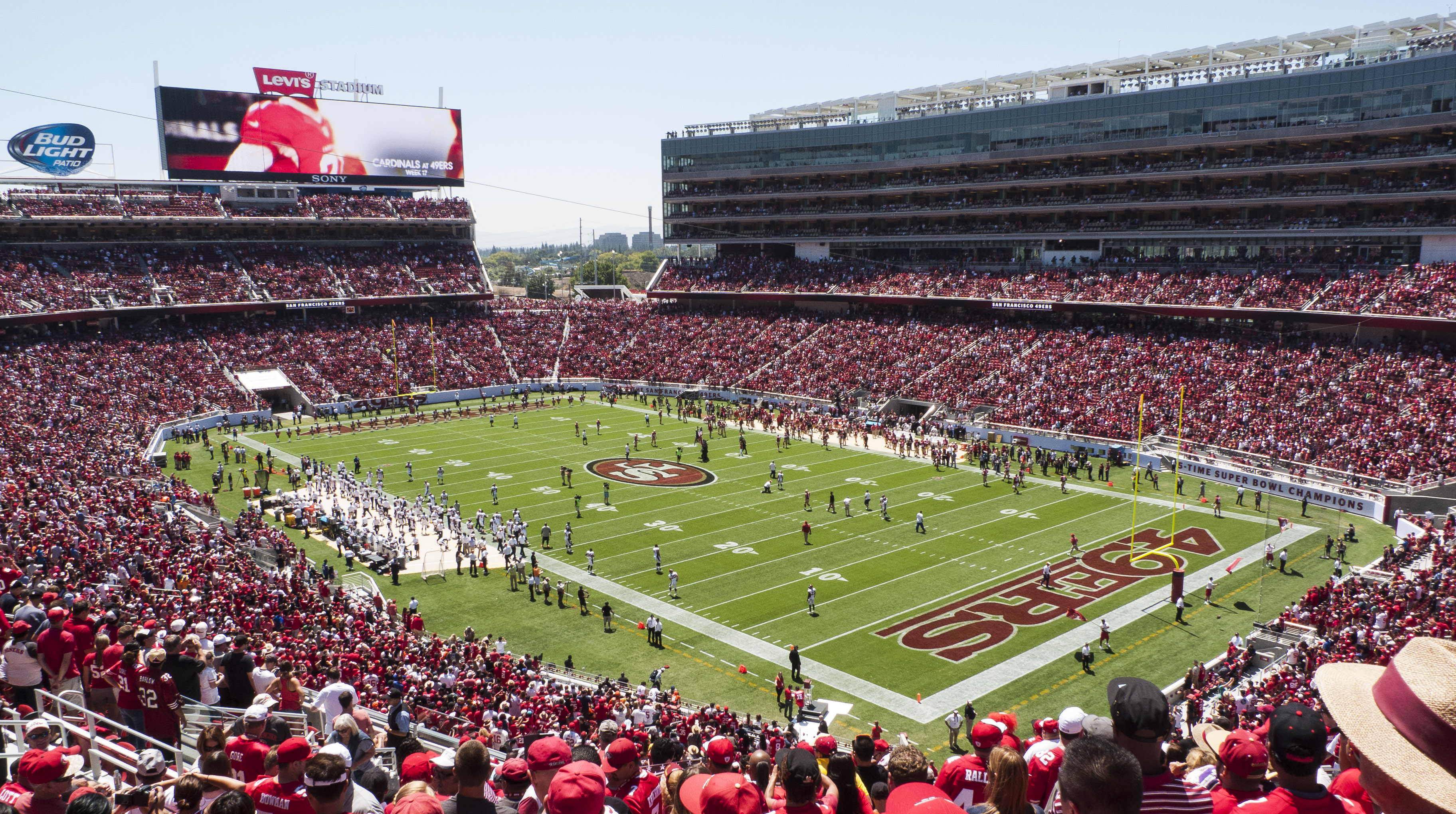 Best Places to Watch the San Francisco 49ers (Other than Levi's Stadium)