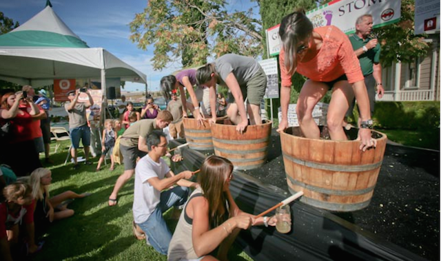 Mangia, Mangia, Mangia: Wine, Games, Food and More at 36th Italian Family Festa