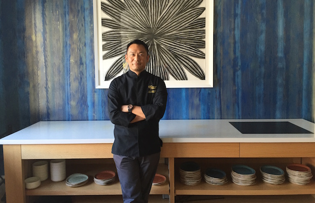 San Jose Q&A: Chef Anthony Hsia, Executive Chef at the Fairmont