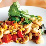Grill 57's Summer Gnocchi demands to be eaten.