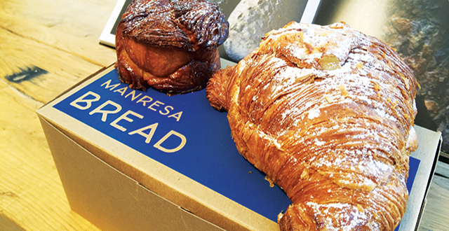 Manresa Bread: Comparing David Kinch's Bakery Bazaars
