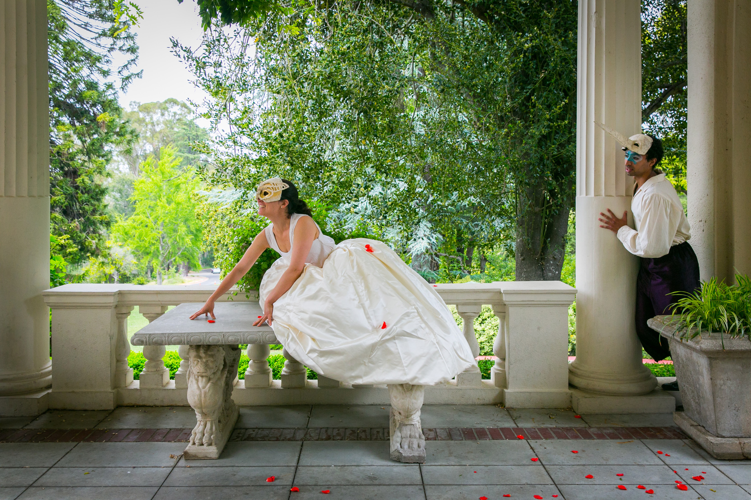 'Romeo and Juliet' With a Twist at Montalvo
