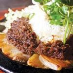 Sizzle Spot's pork belly dish, Sam-Gyeop-Sal, is hard to beat.