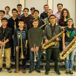 The SJZ High School All Stars is composed of high school who are interested in the study and performance of jazz. (Photo by Walter Wagner)