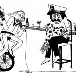 Karaoke is a siren song for long-time regulars at Vahl's.