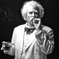 Val Kilmer as Mark Twain in 'Citizen Twain,' his one-man show.