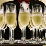 There will be 25 tasting sites pouring a variety of bubbly drinks.