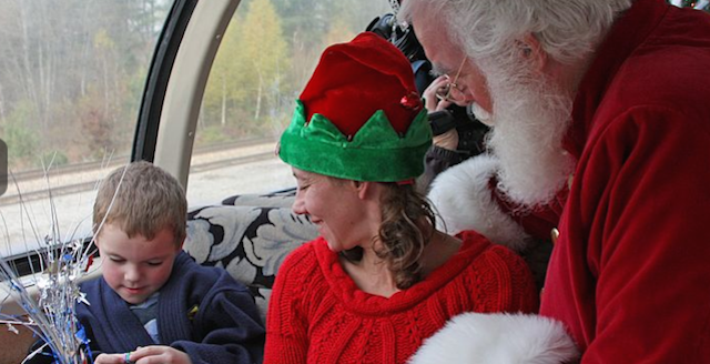 The Polar Express Comes to the Bay Area