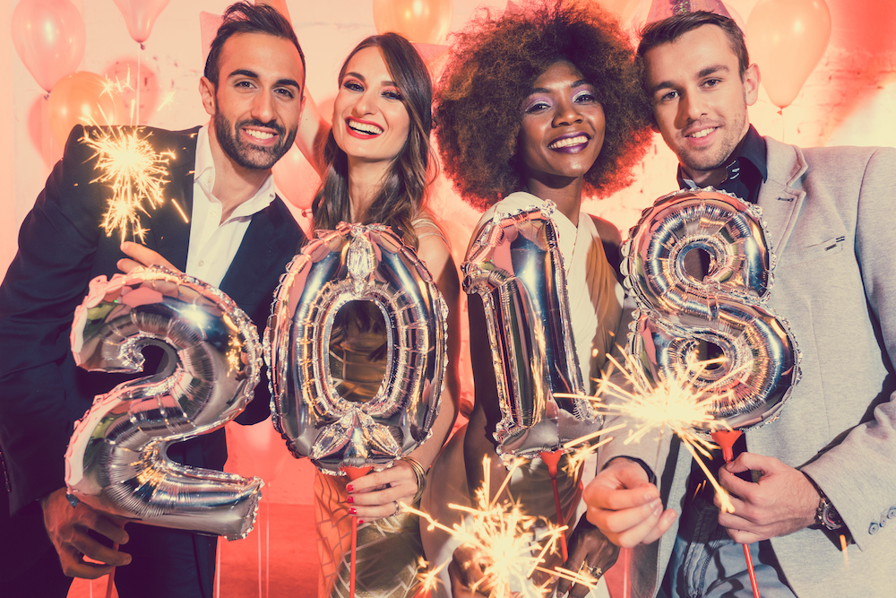 HAPPY NEW YEAR: Whether you want to keep it low key, dance the night way or nosh your way into the new year, there is a local party for you.