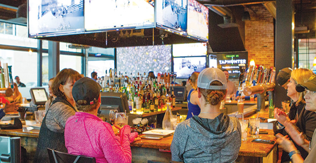 Rookies: A Big New Player in the Downtown Sports Bar Scene